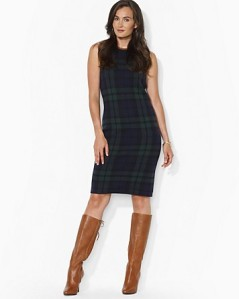 Ralph Lauren Sleveless Dress