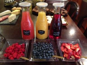 DIY Mimosa Bar