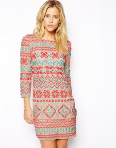 Needle & Thread Lace Stitch Dress